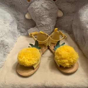 Toddler Pineapple Shoes